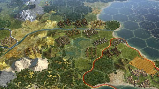 BẢN VẼ Văn minh của Sid Meier