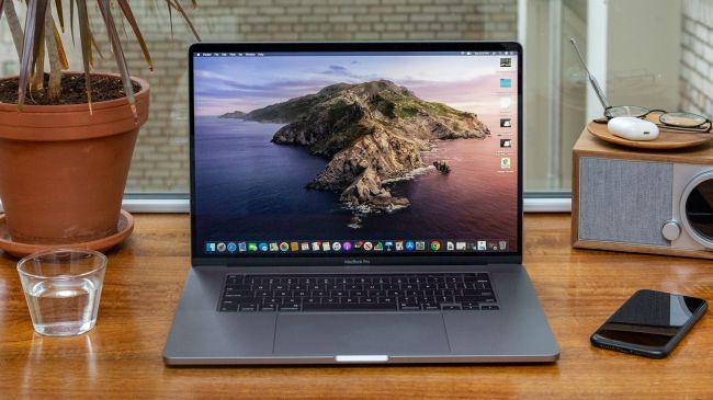 MacBook Pro 16 inch là máy tính xách tay tốt nhất của Apple