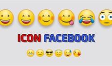 Icon Facebook đầy đủ, mới nhất 2021