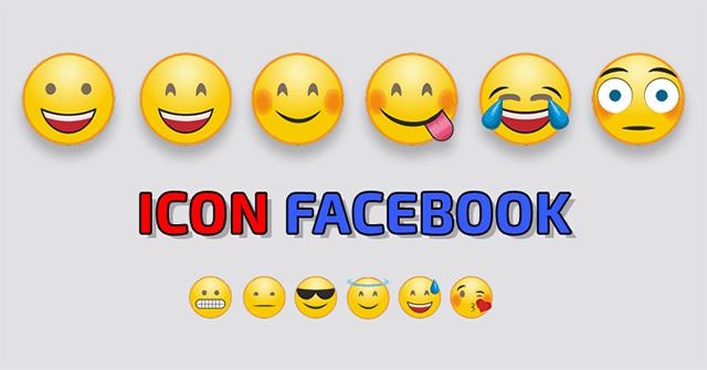 1269 icon Facebook đầy đủ, mới nhất 2020