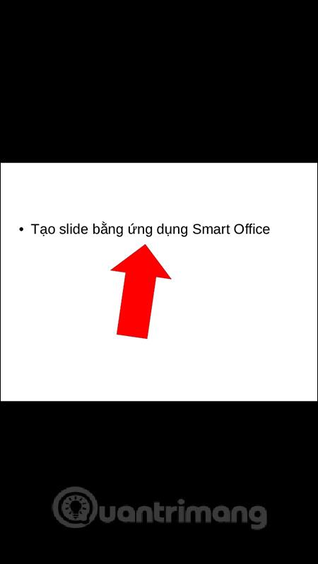 Nội dung slide