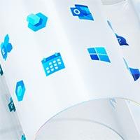 """Microsoft thiết kế lại hơn 100 logo, bao gồm cả logo Windows """"huyền thoại"""""""