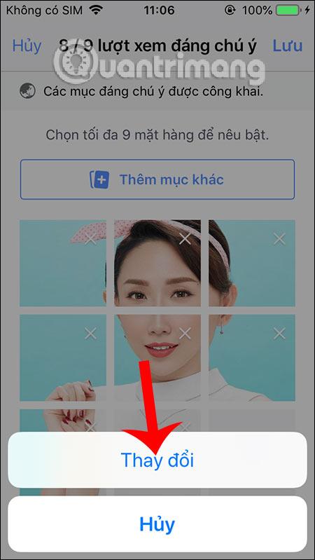 Cách tạo ảnh ghép hình trên trang cá nhân Facebook - Ảnh minh hoạ 14