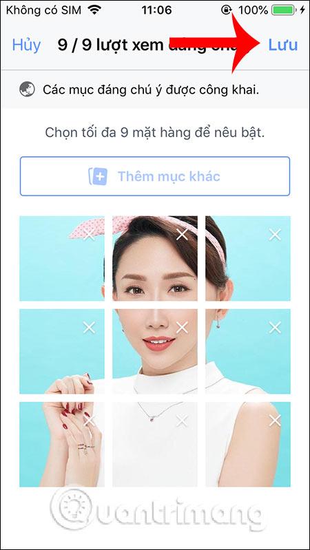 Cách tạo ảnh ghép hình trên trang cá nhân Facebook - Ảnh minh hoạ 16