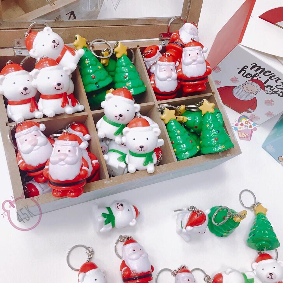 Hộp nhạc Giáng Sinh