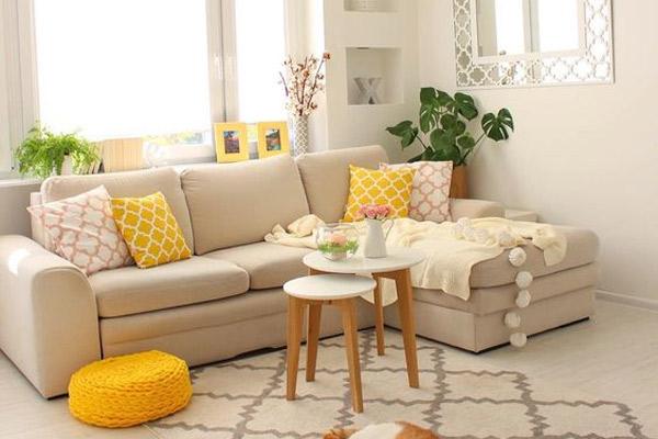 Mẫu thiết kế phòng khách nhỏ đẹp 14