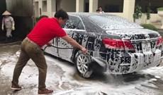 Công nghệ rửa xe không chạm có gì đặc biệt?