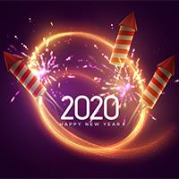 Bộ hình nền Tết 2020 cho máy tính