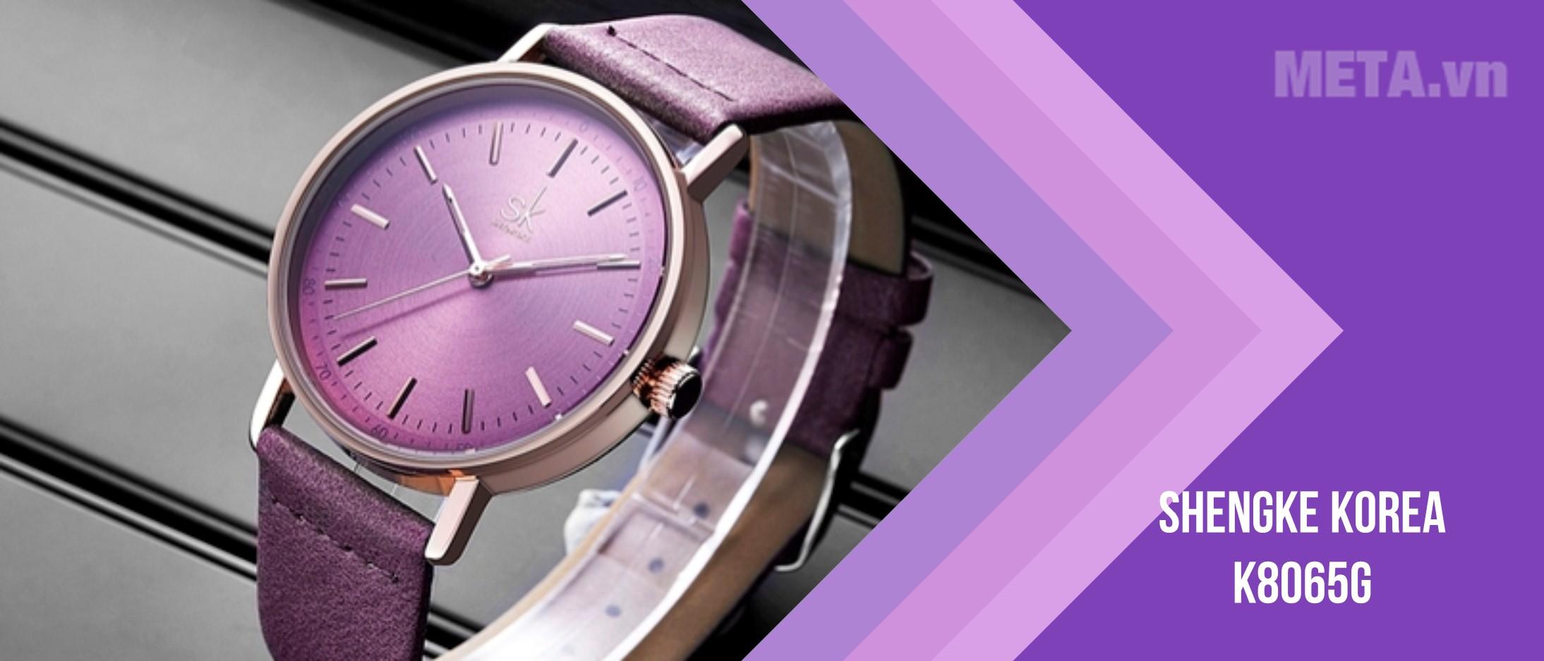 Đồng hồ nam chính hãng Shengke Korea K8065G