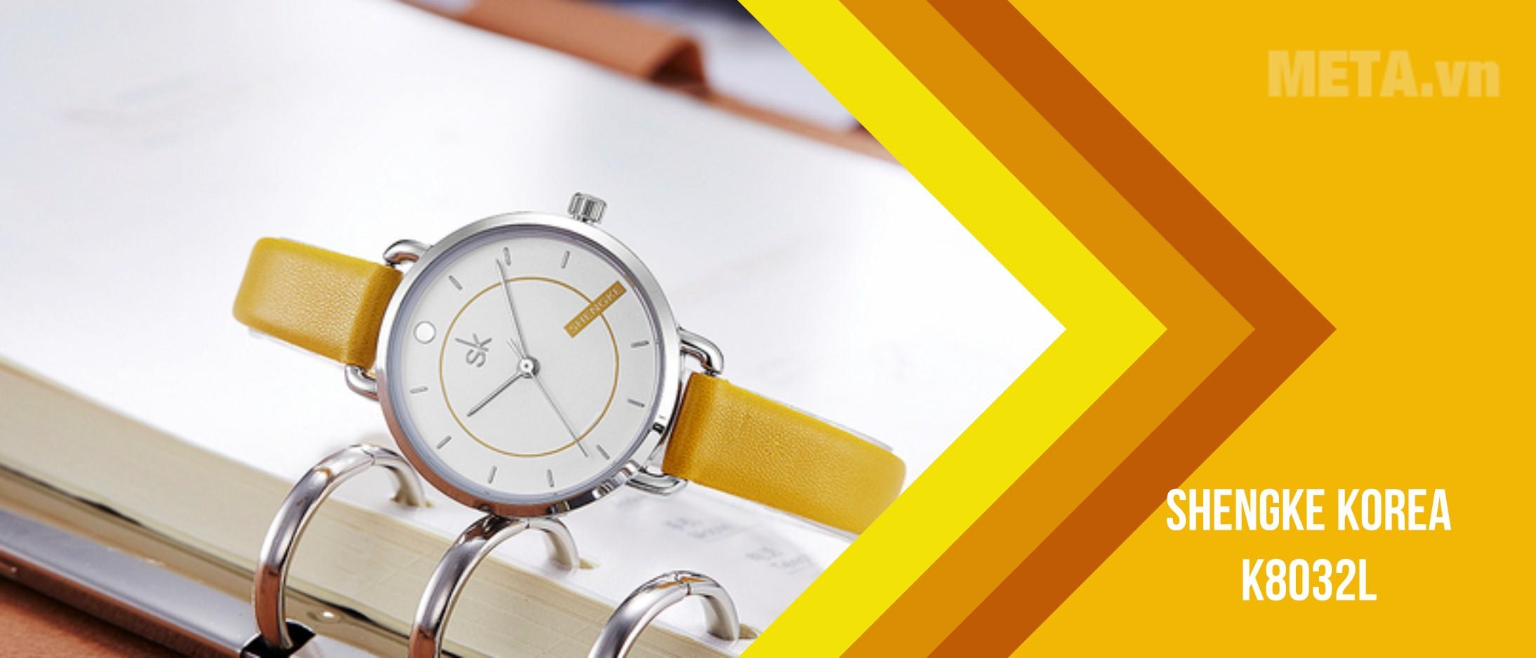 Đồng hồ nữ chính hãng Shengke K8032L