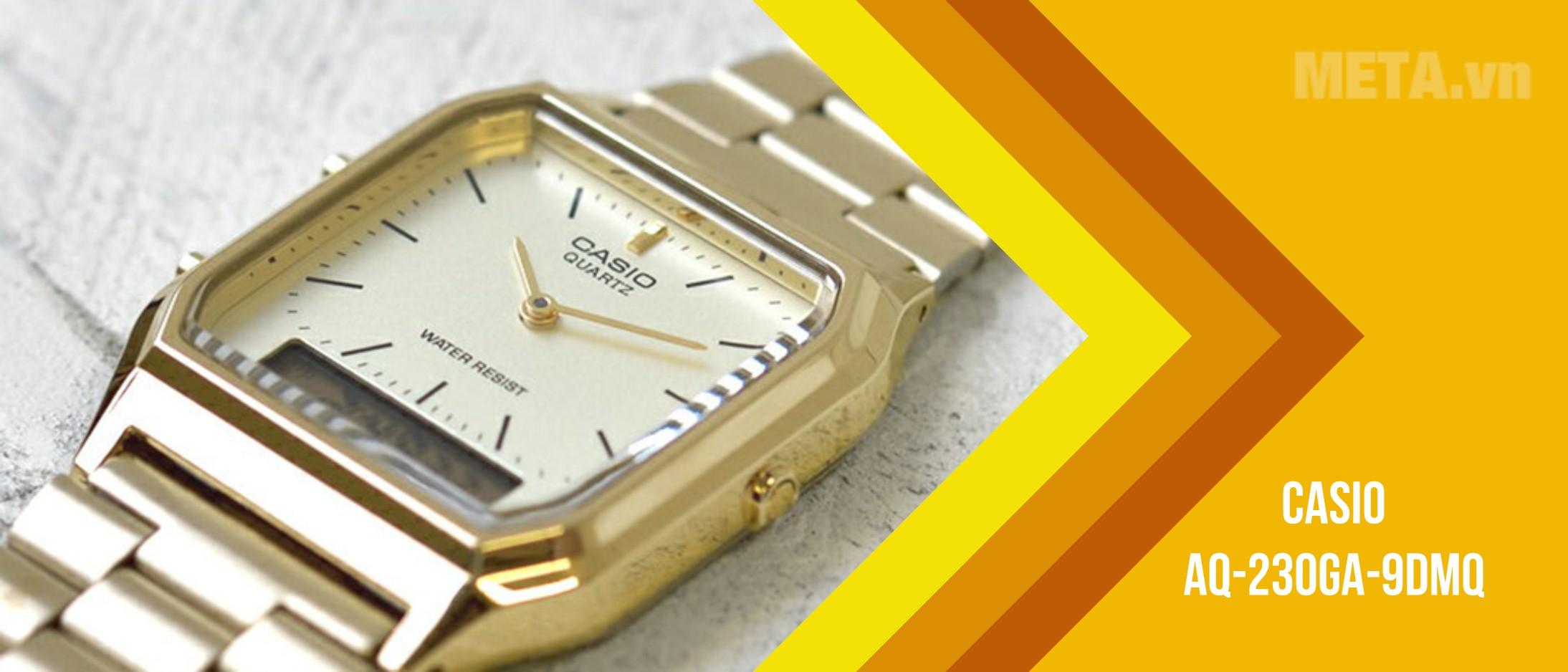 Đồng hồ nam Casio AQ-230GA-9DMQ