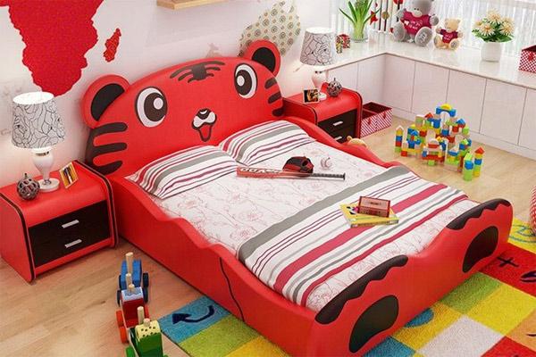 Mẫu trang trí phòng ngủ cho bé trai đẹp 7