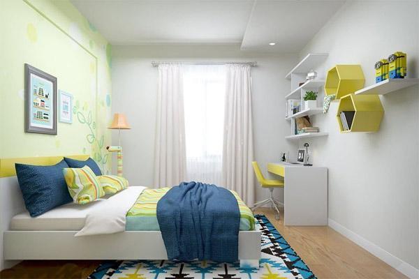 Mẫu trang trí phòng ngủ cho bé trai đẹp 8