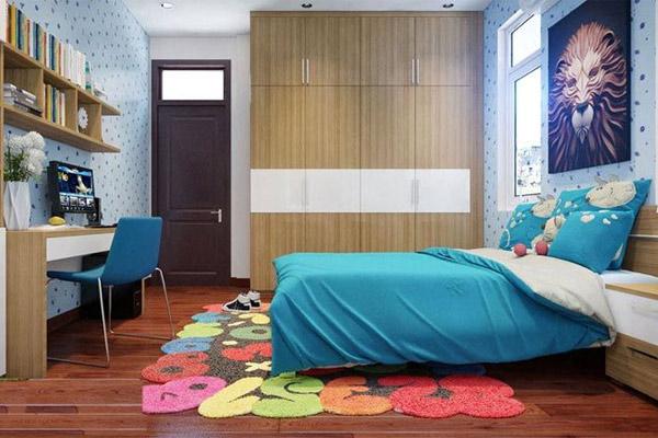 Mẫu trang trí phòng ngủ cho bé trai đẹp 18
