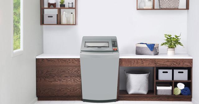 Máy giặt giá rẻ là lựa chọn phù hợp cho sinh viên, người thuê trọ...