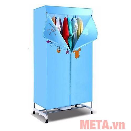 Tủ sấy quần áo Kachi MK110