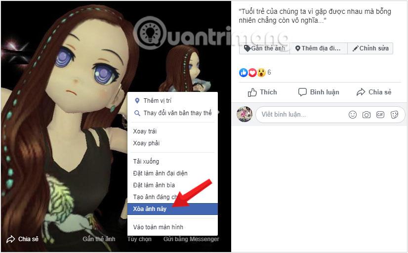 Cách ẩn ảnh đại diện Facebook - Ảnh minh hoạ 8