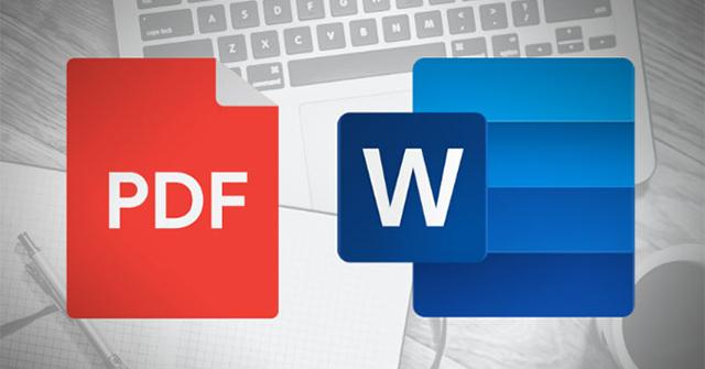 Cách chèn PDF vào Word và PowerPoint