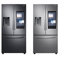 Mẫu tủ lạnh mới của Samsung có thể lập chế độ ăn cho bạn bằng công nghệ AI