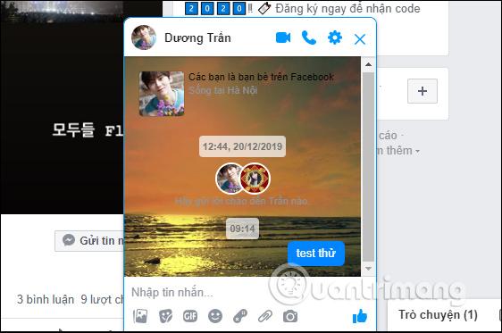 Hướng dẫn đổi hình nền Facebook Messenger - Ảnh minh hoạ 4