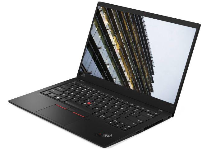 Diện mạo của Lenovo ThinkPad X1 Carbon Gen 8