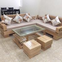 10+ mẫu bàn ghế gỗ phòng khách đẹp, đơn giản và hiện đại
