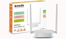 Đánh giá Tenda N301: Router nhỏ gọn và giá cả phải chăng