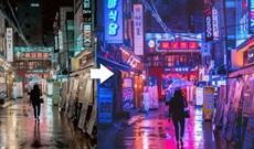Hướng dẫn tạo hiệu ứng ảnh Cyberpunk thú vị trong Photoshop