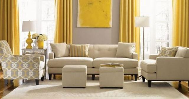 10+ mẫu ghế sofa phòng khách đẹp, hiện đại