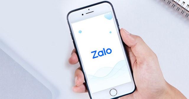 Tổng kết năm trên nhóm chat Zalo
