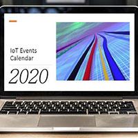 20 sự kiện IoT nổi bật vào năm 2020