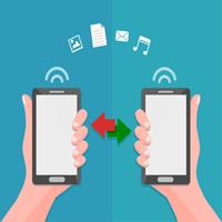 Các cách chia sẻ tập tin giữa 2 smartphone gần nhau