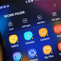 Cách dùng thư mục ẩn trên điện thoại Samsung