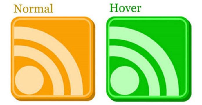 Cách tạo logo RSS Feed bằng CSS3