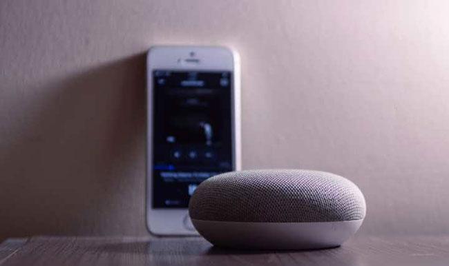 Use smart speakers