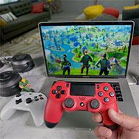 Cách kết nối tay cầm PS4 hoặc Xbox One với Mac