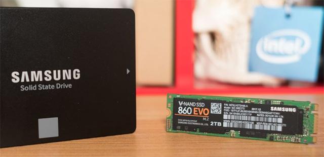 Samsung 860 EVO 2TB