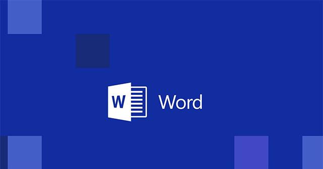 Cách tạo lịch trong Word