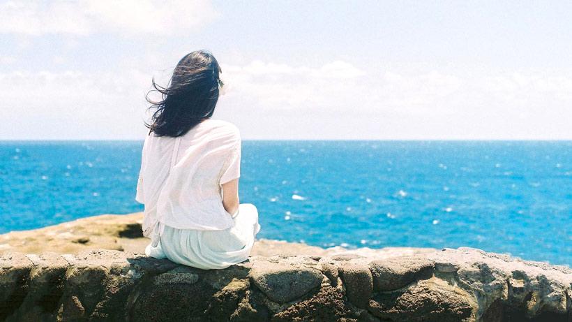 Hình ảnh cô đơn, tâm trạng dành cho các bạn nữ 2