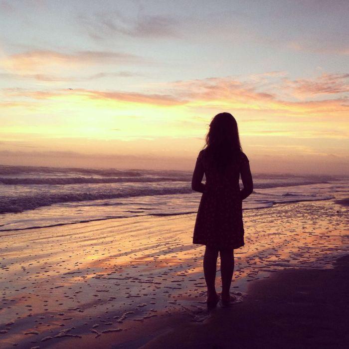 Hình ảnh cô đơn, tâm trạng dành cho các bạn nữ 5
