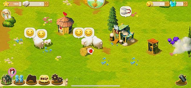 5 game nông trại hay nhất trên Android và iOS