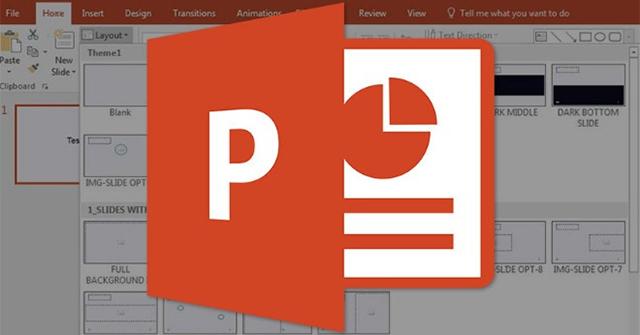 Cách tạo lời kết cuộn từ dưới lên trên trong PowerPoint