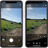 Cải thiện bố cục ảnh, video không cần cắt xén trên iPhone 11, iPhone 11 Pro