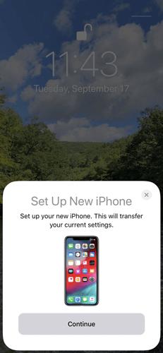 iPhone nhận diện được cạnh mình có 1 chiếc điện thoại iPhone khác