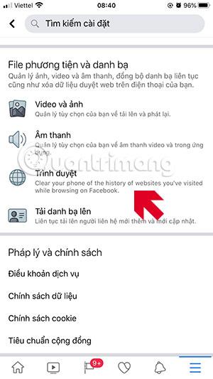 Cách sửa lỗi Facebook không load được bảng tin - Ảnh minh hoạ 2