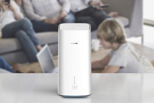 Bạn sẽ cần một modem tương thích để kết nối với Internet 5G