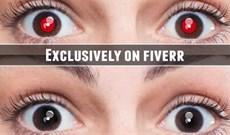 Loại bỏ hiện tượng mắt đỏ trong các bức ảnh với 3 cách
