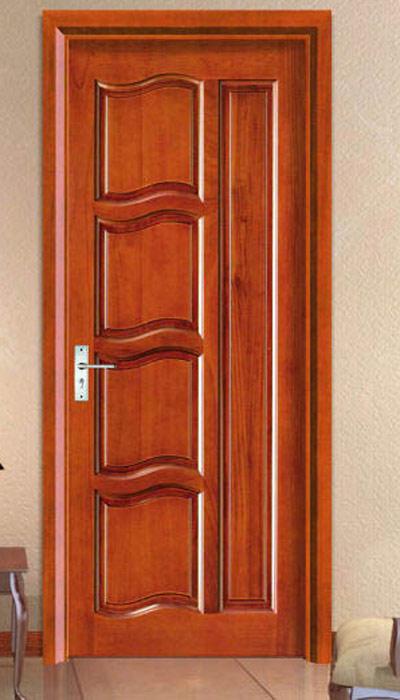 Cửa gỗ 1 cánh đẹp 8