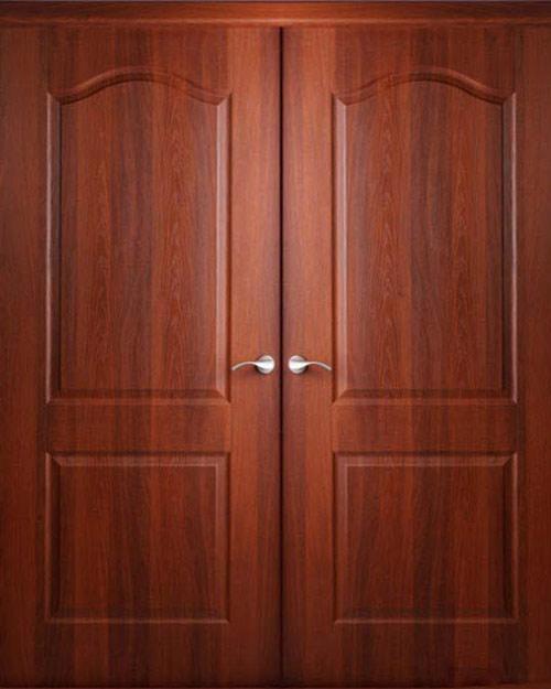 Mẫu cửa gỗ 2 cánh đẹp 12