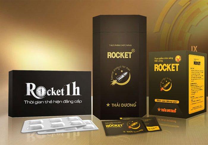 """Rocket 1h là món quà sinh nhật thuộc kiểu """"một người khỏe, hai người vui"""" đấy các chị em ạ"""